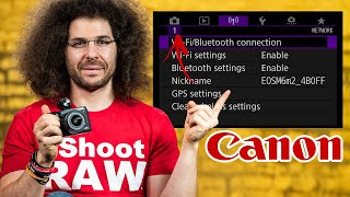 01. Canon EOS M6 Mark II User's Guide | How To Set Up Your New Camera