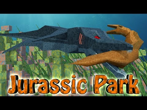 Minecraft Dinosaurs   Jurassic Craft Modded Survival Ep 46!