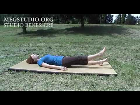 Pilates - Gambe (Step3)
