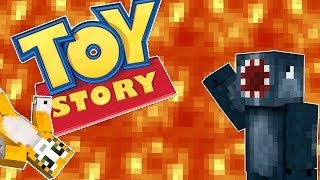 Minecraft Xbox - Toy Story Adventure Map - Trolling Stampy! [5]