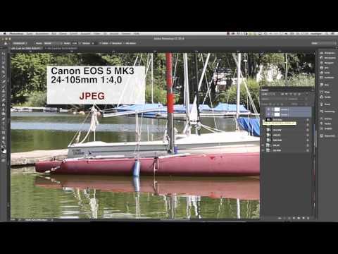 Fotos aus 4K Video? Panasonic GH4 Test