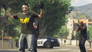 GTA 5 Makes People Violent Apparently