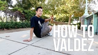 How to Breakdance: Valdez | Flip Basics