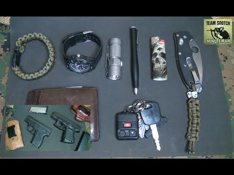 EDC: Everyday Carry