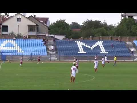 """FK """"Dinamo"""" - FK """"Bačka 1901"""" 2:1"""
