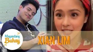 Magandang Buhay: Xian's reaction to Kim's message