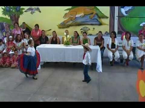 Bailable El Son de la Negra y Jarabe Tapatio Tecoman Colima