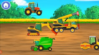 Trucks Show | Kids Videos | Roth Kids TV