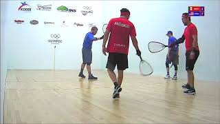 Racquetball Strategy: Serves