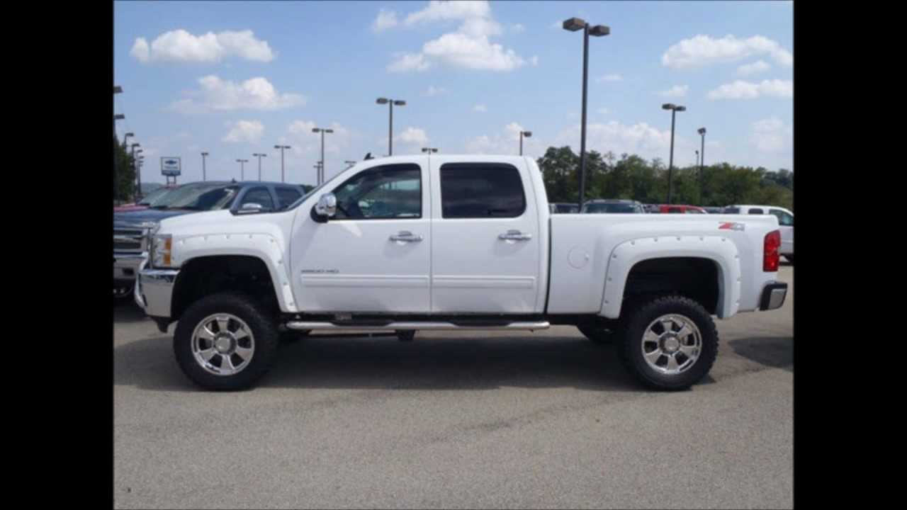 2013 Chevy Silverado 2500 Diesel Rocky Ridge Lifted Truck