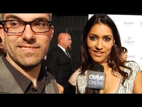 Janina Gavankar Talks Gaming, Crushes & More (Maxim Hot 100)