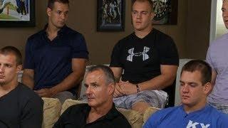 Gronkowski family speaks: Raising champions, injuries, and Hernandez