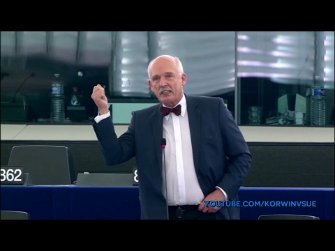 [ENG] How to fight terrorism? - Janusz Korwin-Mikke