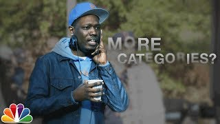 Michael Che Demands More Political Speeches at the 70th Emmy Awards