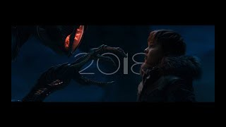 2018 Multifandom | MASHUP