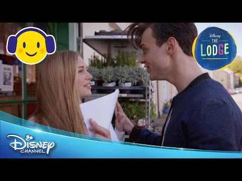 The Lodge | Tell It Like It Is: Skye and Sean | Official Disney Channel UK