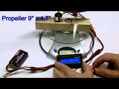 D2826 10 1400kv brushless motor for Understanding brushless motor kv