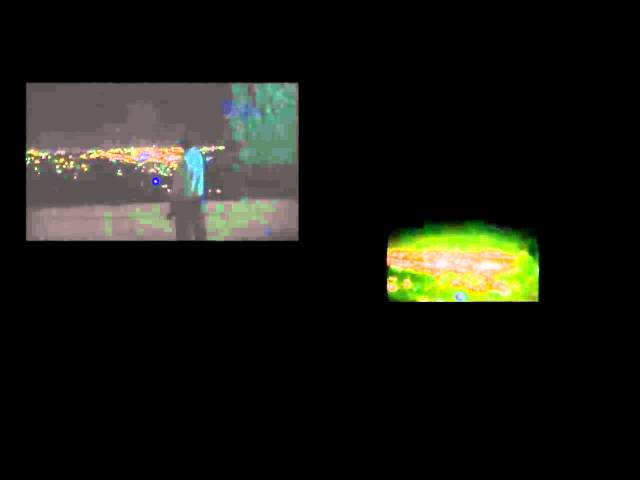Jerusalem UFO 720P HQ - 4th Video Synced with 1st and 2nd