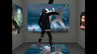VISTA POPPING BENTO DANCES FOR SECONDLIFE (TM)