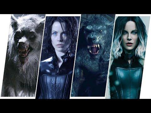 Underworld Movies Evolution