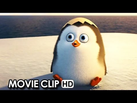 The Penguins Of Madagascar Movie Clip - Cheezy Dibbles (2014) Hd video