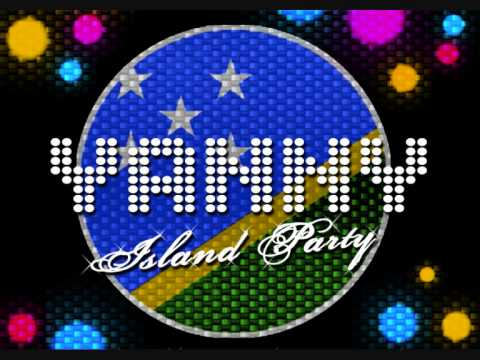Yanny - Island Party!! Big Pacific Party Tune.. Solomon Islands 2010 video