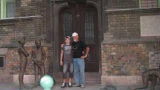 Saar and Oz in Hungary Aug'08