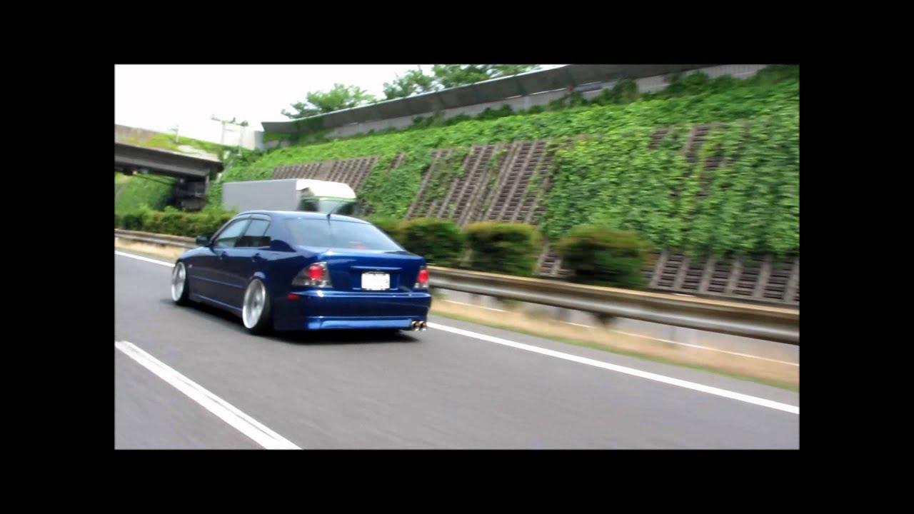 Altezza Custom Japan Custom Altezza