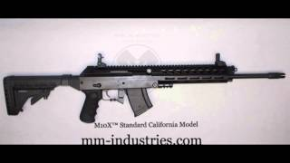 Meet the M10X™ Series of Rifles from M+M, Inc