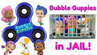 Nick Jr.  Bubble Guppies  Magical Fidget Spinners