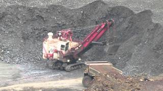 Bucyrus International 295B2 and Unit Rig|Lectra Haul MT4400AC