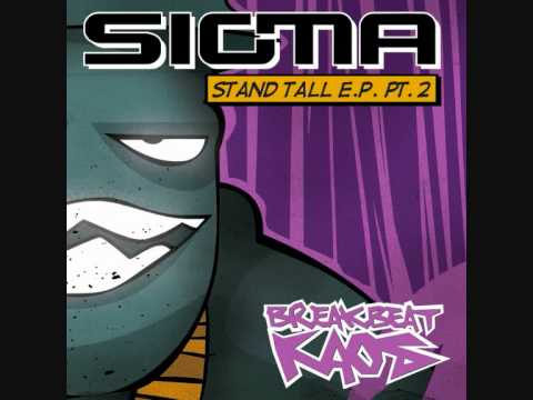 Sigma - The Jungle (Breakbeat Kaos)