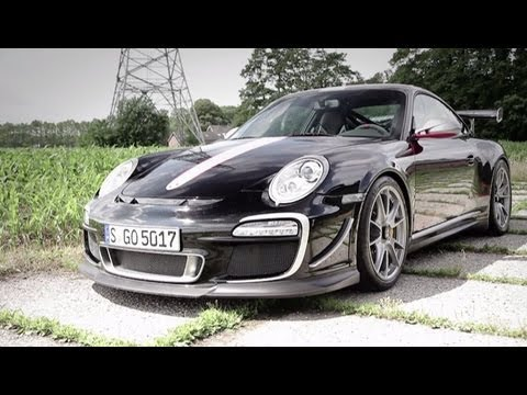 Porsche 911 GT3 RS 4.0 review