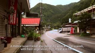 65+ Being old in rural Japan