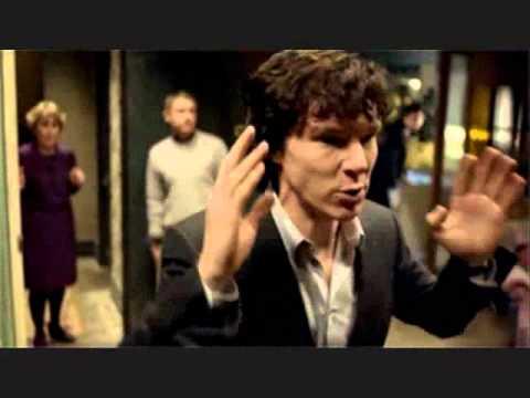 Sherlock Holmes //Shine Bright Like A Diamond