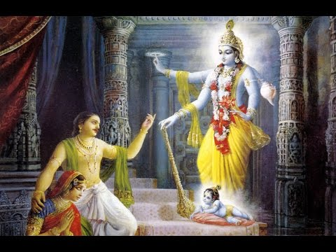 Krishna's Birth A Lesson in Selfless Service