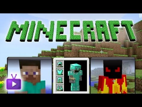 ★ Minecraft Mods - Skincraft! - Installing Custom Minecraft Skins. ft. Dontain - TGN