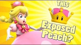 Mario Theory: Bowsette and Peachette Prove Princess Peach is a FRAUD?