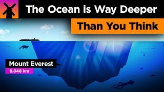 De Oceaan is Veel Dieper Dan Je Denkt