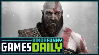 God of War PS4 Is Awesome - Kinda Funny Games Daily 03.19.18