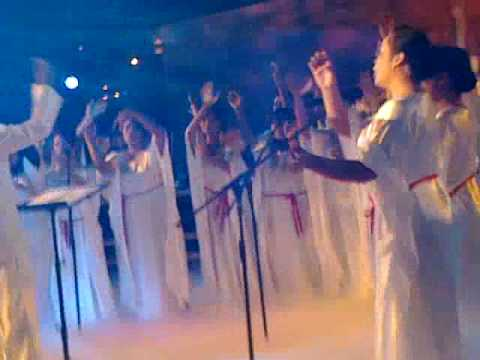 Rteez De' Chorale Special Performance With Azharina - Rawan video