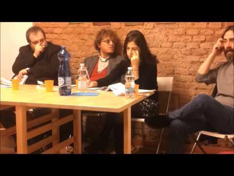 """Gilda Policastro legge """"Sotto"""" — Milano, Libreria Popolare"""