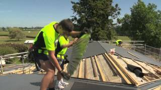 Just the Job - Roofing (Season 9)