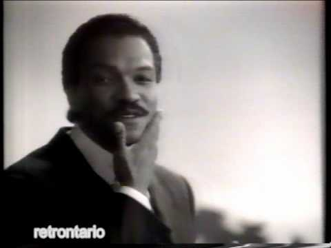 Billy Dee Williams Jovan Musk 1985 Video