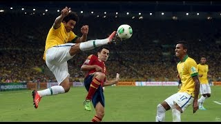 Amazing football plays - awesome skills - TOP