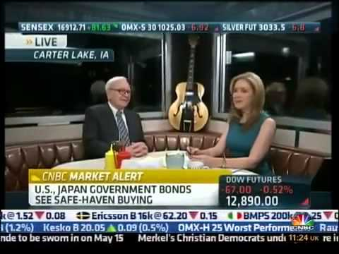 Warren Buffet CNBC   Gold, Silver & Paper Money