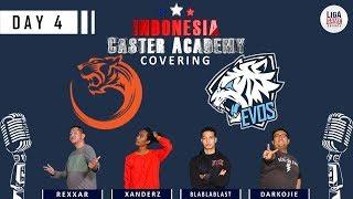 LIVE: Evos Esports VS Highground - joinDOTA League Week 5 (BO2) - Indonesian Caster Academy Coverage