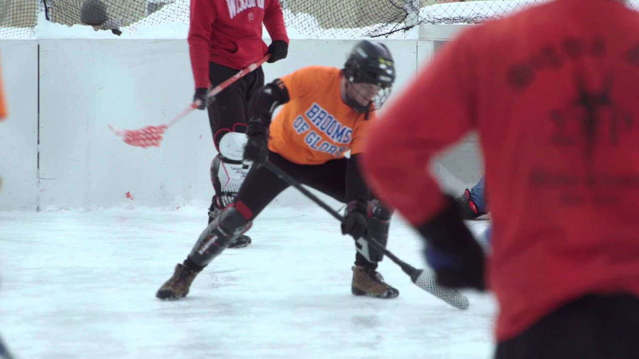 Preview image for Winter Carnival 2016 - Broomball video