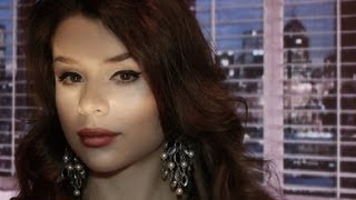 Макияж beyonce dance for you makeup tutorial