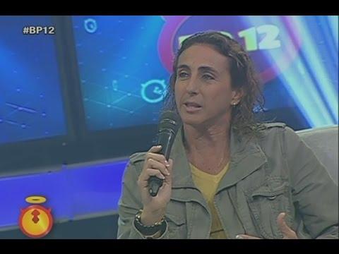 Bendito Programa de las 12: Natalia Málaga fue la invitada especial